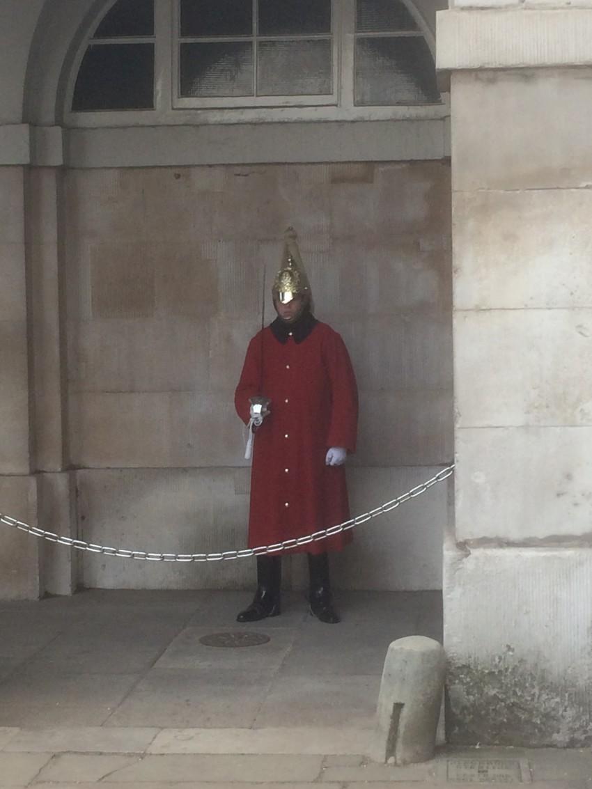 Z wizytą w Anglii