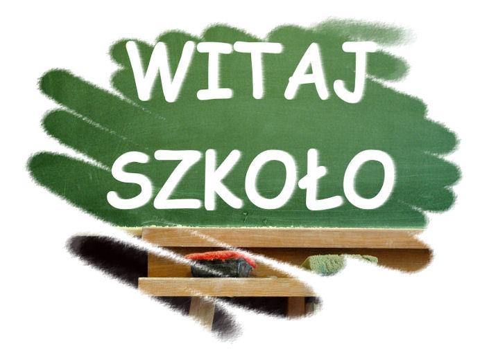 Harmonogram początku roku szkolnego 2018/2019