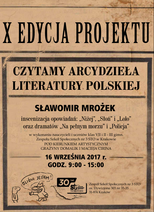 Czytamy arcydzieła literatury polskiej